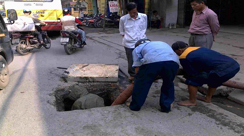 Thông tắc cống tại Hà Nội là một trong những dịch vụ đã và đang được rất nhiều người lựa chọn